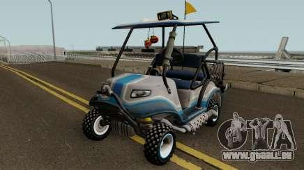 Fortnite Golf Car pour GTA San Andreas