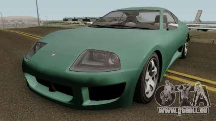 Dinka Jester Classic GTA V HQ für GTA San Andreas