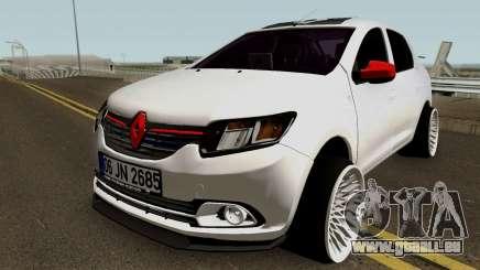 Renault Symbole De Mey, La Construction De Garage pour GTA San Andreas