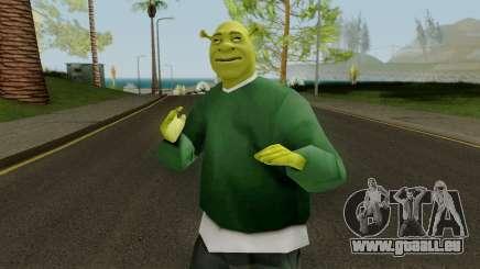 Shrek GSF pour GTA San Andreas