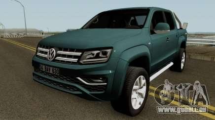 Volkswagen Amarok V6 Aventura 2018 für GTA San Andreas