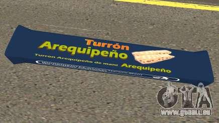 Turron Arequipeno pour GTA San Andreas