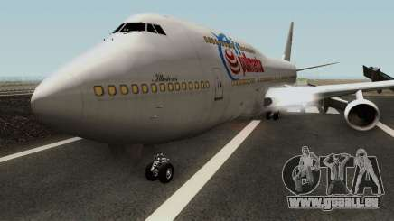 Boeing 747-300 pour GTA San Andreas