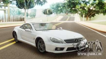 Mercedes-Benz SL65 Coupe pour GTA San Andreas