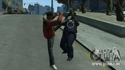Melee Kampf Mod II für GTA 4