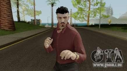 GTA Online Skin 3 Ballas1 pour GTA San Andreas