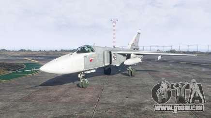 Su-24M [add-on] pour GTA 5