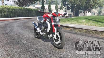 MV Agusta Brutale 800 Dragster RR v1.3 [replace] für GTA 5