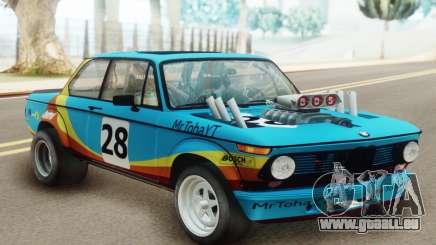 BMW E10 pour GTA San Andreas