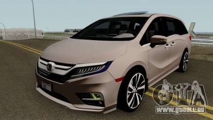 Honda Odyssey Elite 2018 für GTA San Andreas
