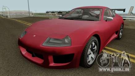 Dinka Jester Classic GTA V IVF für GTA San Andreas