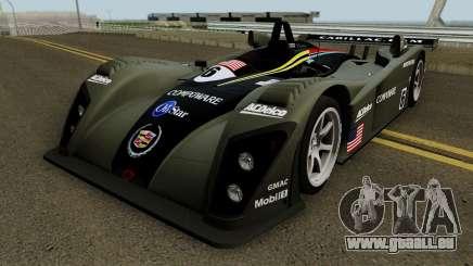 Cadillac Northstar LMP02 2002 pour GTA San Andreas