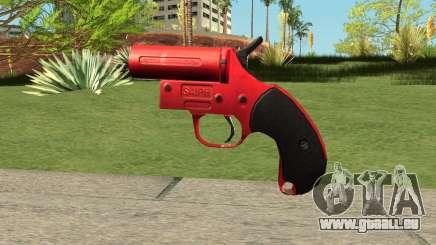 Signal Gun für GTA San Andreas