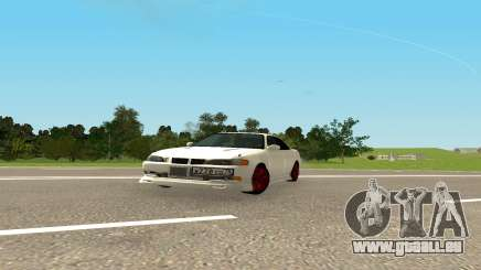 Toyota Mark 2 LHD pour GTA San Andreas