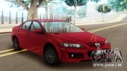 2008 Mazda 6 MPS pour GTA San Andreas