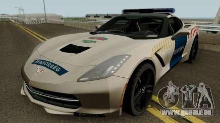 Chevrolet Corvette C7 Rendorseg pour GTA San Andreas