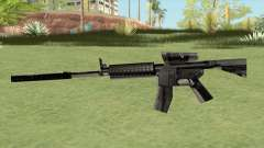 M4 (Counter Strike 1.6) pour GTA San Andreas