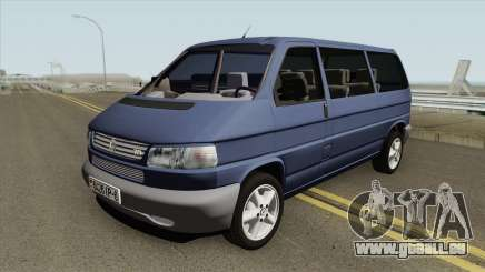 Volkswagen Caravelle T4 (Final) für GTA San Andreas