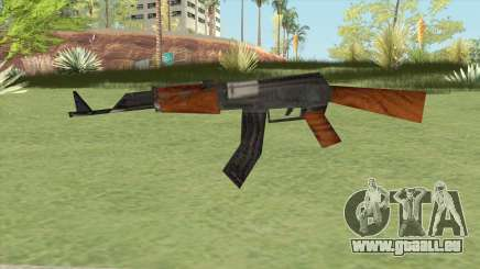 AK47 (Counter Strike 1.6) pour GTA San Andreas