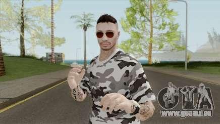 Casual Dude pour GTA San Andreas
