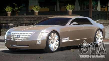 2003 Cadillac Sixteen V1.2 pour GTA 4