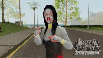 Zombie (New Bfyri) pour GTA San Andreas