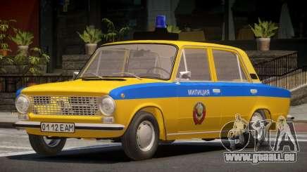 VAZ 21011 Police pour GTA 4