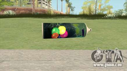 Spray Can (HD) für GTA San Andreas