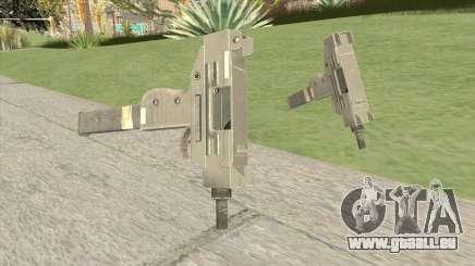 Uzi (HD) pour GTA San Andreas