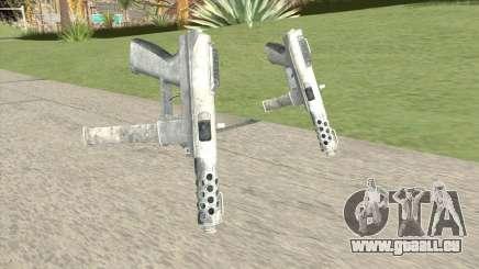 Tec 9 (HD) für GTA San Andreas
