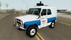 UAZ 3151 (Police Municipale)