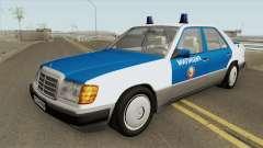 Mercedes-Benz W124 (Police) 1990