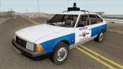 21418 AZLK Moskvitch (Police Municipale)