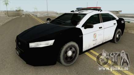 Ford Taurus LSPD (LAPD) 2014 pour GTA San Andreas