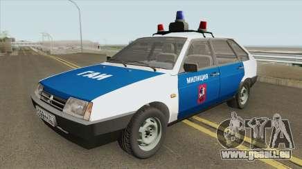 2109 GAI für GTA San Andreas