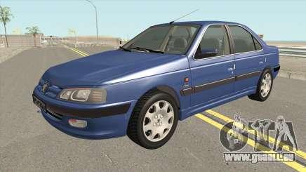 Peugeot Pars (MQ) pour GTA San Andreas