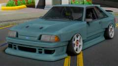 Ford Foxbody Wickedz Edition pour GTA San Andreas