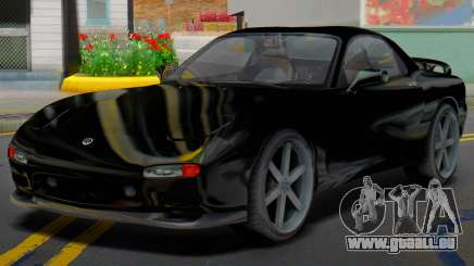GTA V-style Annis ZR-350 pour GTA San Andreas