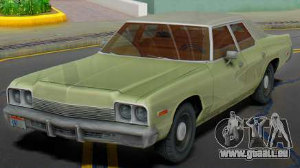 Dodge Monaco 1974 (Civil) für GTA San Andreas