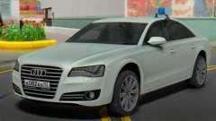 Audi A8 2013 l'Administration de la région