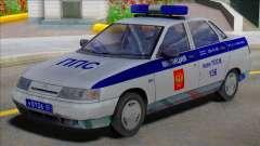 Vaz 2110 PPP Polizei