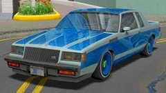 Buick GNX 1987 Lowrider