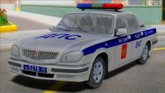 Gaz Volga 31105 Police DPS 2006