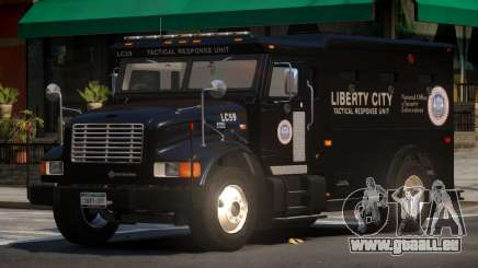 Navistar International 4700 NOOSE Armored Truck pour GTA 4