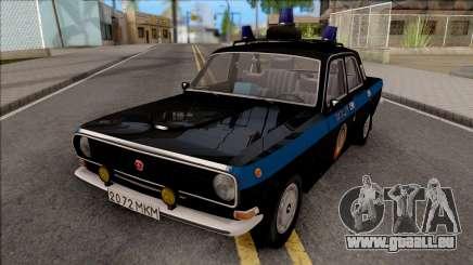 GAZ 24-10 Volga Polizei für GTA San Andreas