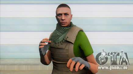 GTA Online Special Forces v2 pour GTA San Andreas