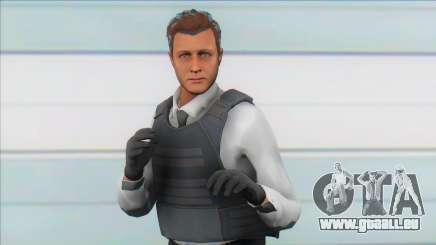 GTA Online Skin (fbi) pour GTA San Andreas