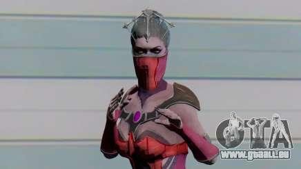 Mileena Vampiress pour GTA San Andreas
