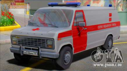 Ford 150 Ambulance Medical Aid pour GTA San Andreas