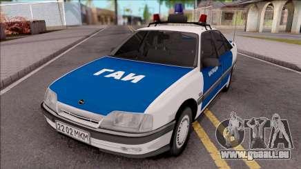 1989 Opel Omega A GAI für GTA San Andreas